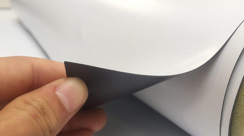 roll-of-white-magnetic-print-media