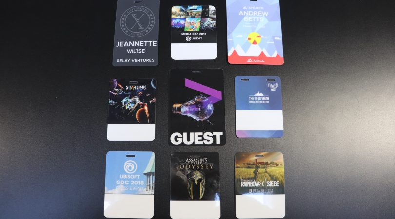 badges and credentials